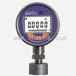 YS100-601A,精密数字压力表