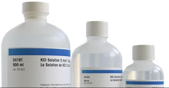梅特勒-托利多3M KCL电极填充液
