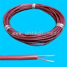 *研制耐火瓷化硅橡胶电缆