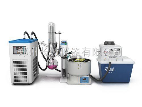 郑州长城制冷-旋蒸-真空 小型三件套组合产品