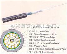 GYXTS 2-12芯中心束管式光纜