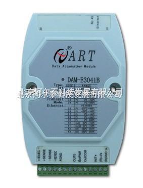 阿尔泰以太网热电阻输入模块