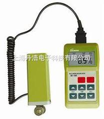 sk-100進口泡沫塑料水分測量儀水分測試儀