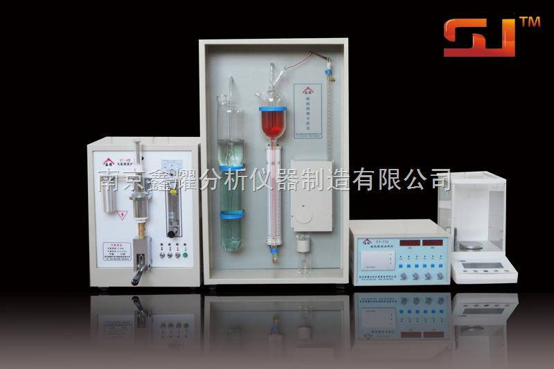 XY-CS6型-微機碳硫分析儀
