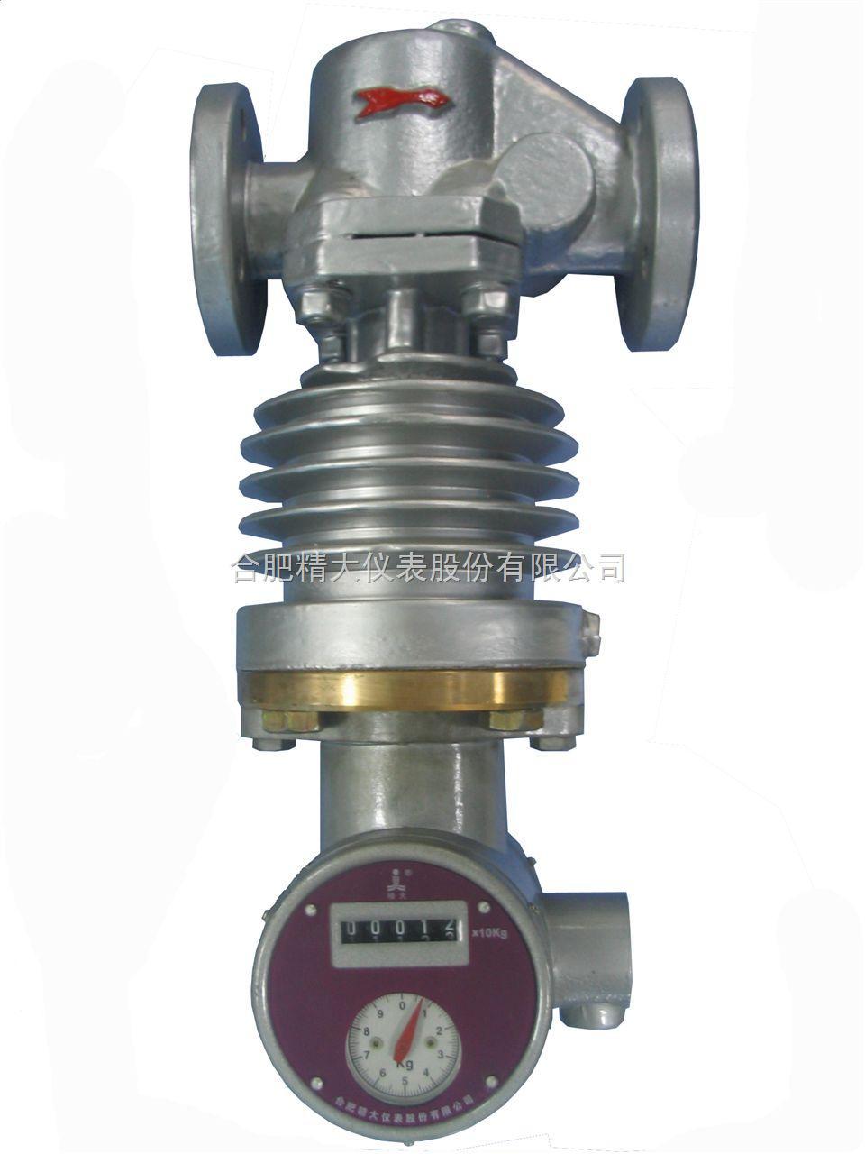 LFX系列-分流旋翼式蒸汽流量計-合肥精大儀表