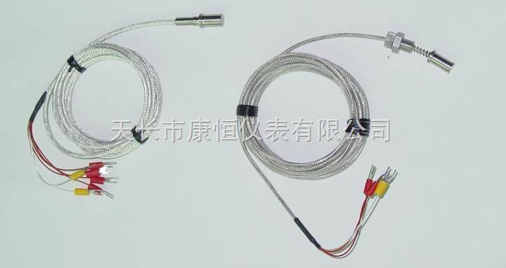 电机绕组埋入式薄片热电阻