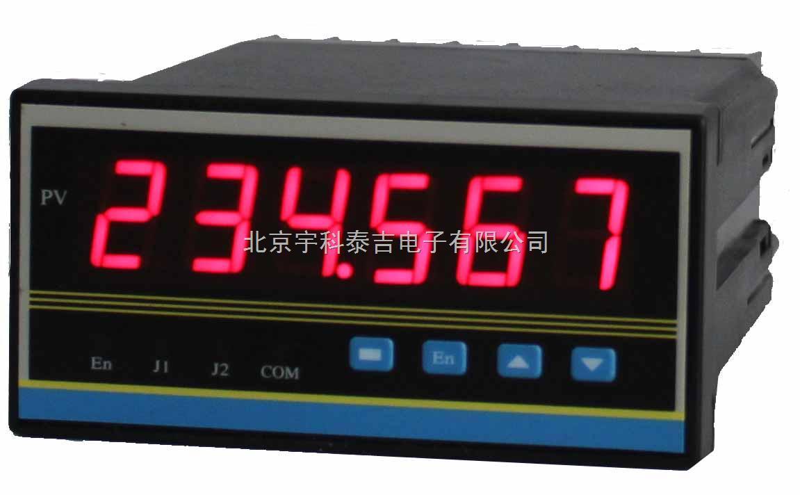 YK-23系列 智能转速表,转速表,测量转速,测量转速智能转速表,数字转速表,智能转速表,数显转速表,智能转速表智能转速仪表,转速控制仪,转速测控仪,转速仪表,转速控制器,转速显示器。产品采用表面封装模块化工艺,大大提高了仪表的抗干扰能力,具有显示、控制、变送、通讯。适用于转速、线速、频率测量,采用微处理器进行控制运算,可自由地将输入频率进行宽范围的标度转换(如转换为转速、线速度等)。