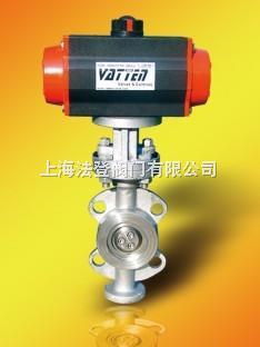 VT1ASW31A-进口气动不锈钢对夹蝶阀
