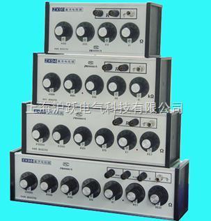 zx90直流电阻箱为串联的十进盘所组成的多值器,两接线