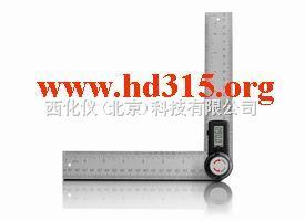 钢片数显角度尺(国产) 型号:CLH12-431