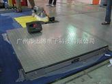 廣州1噸雙層小地磅價格(宏力牌)