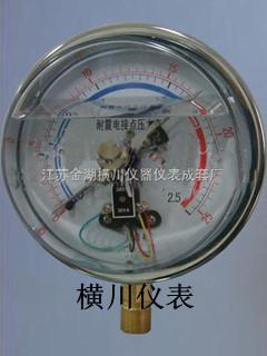磁助电接点压力表,磁助电接点压力表厂家