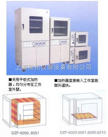 真空干燥箱,上海DZF-6051真空干燥箱厂家