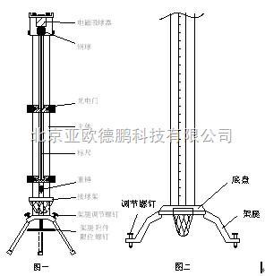 DP-LG-2-自由落体重力加速度测量仪/重力加速度测量仪