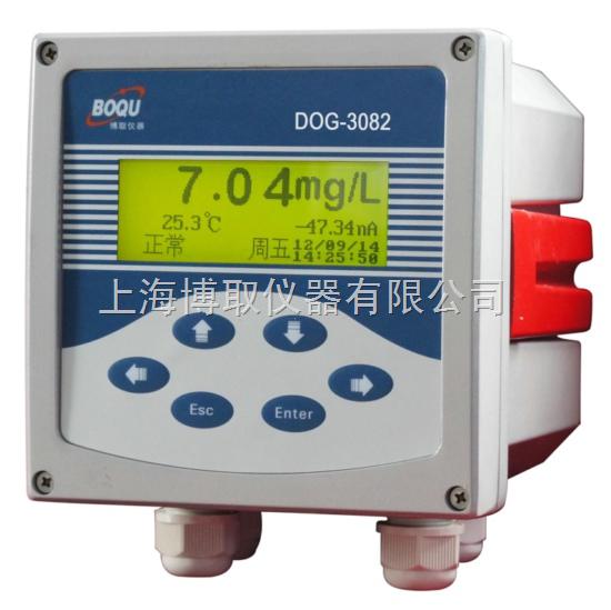 DOG-3082型工業在線溶氧儀,從ppb到ppm的寬范圍測量