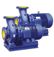 ISW200-315卧式离心泵