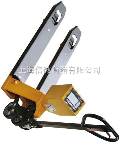 1.5吨电子叉车磅秤【1.5吨叉车电子秤/称