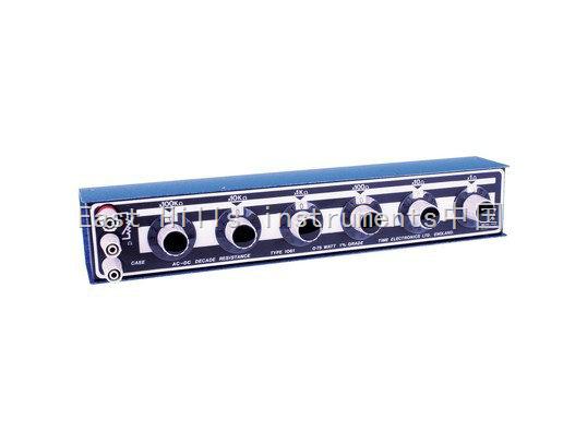 1061–6 十进制电阻箱