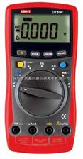 UT60F优利德通用型数字万用表