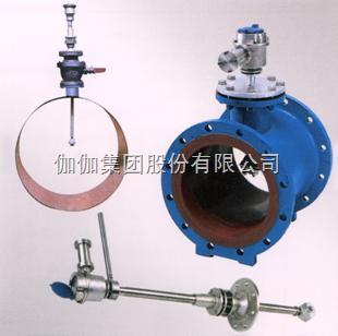 LWC-LWC系列插入式涡轮流量计