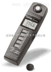 CENTER-337-臺灣群特手持式一體迷你照度計