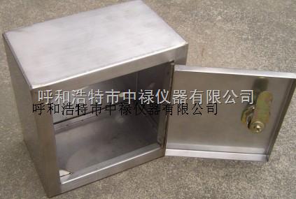 内蒙古不锈钢房屋沉降前开式沉降保护盒保护罩