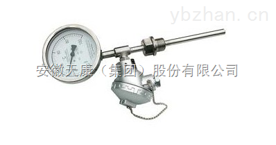 WSSX-411-電接點雙金屬溫度計WSSX-411