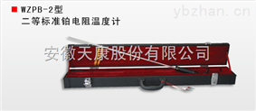 WZPB-2型二等标准铂电阻温度计价格 中国驰名商标产品