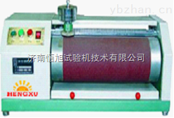 DIN橡胶滚筒磨耗仪,橡胶辊筒磨耗试验机,橡胶滚筒磨耗仪生产厂家