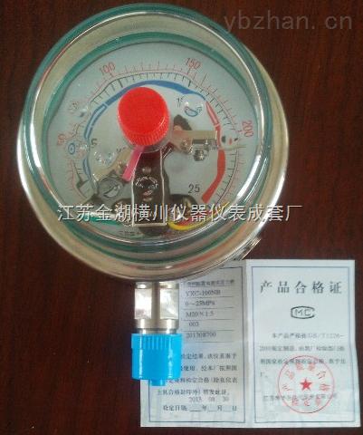 HC-GPM146-耐震电接点压力表