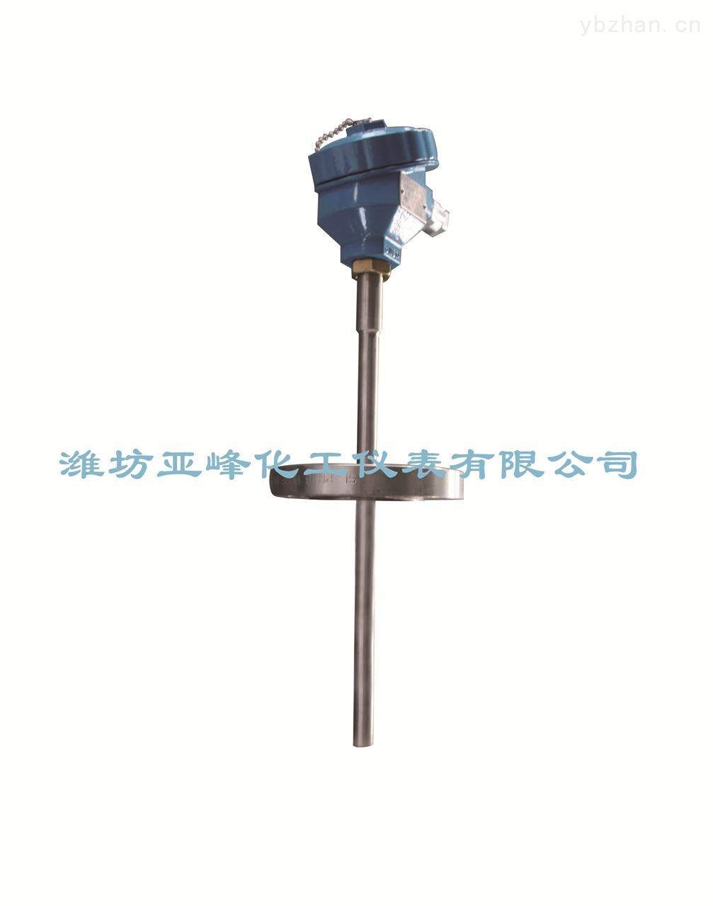 裝配式熱電阻特點