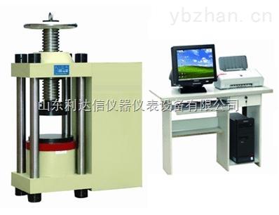 LDX-JG-YAW-3000-全自动压力试验机/压力试验仪