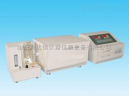 LDX-JF-CLS-2-庫侖測硫儀/庫侖定硫儀