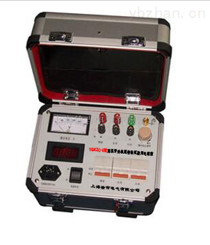 YGKZC-II型 高壓開關機械特性試驗用電源箱