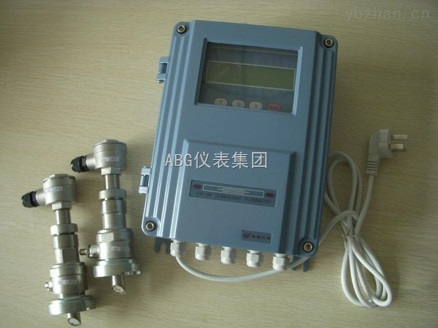 管段式超声波流量计选型