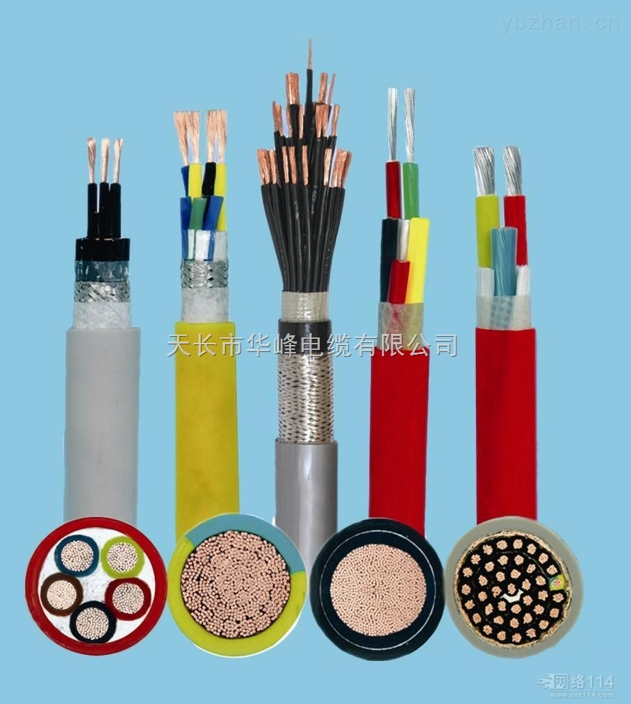 YGC1*2.5硅橡胶电缆