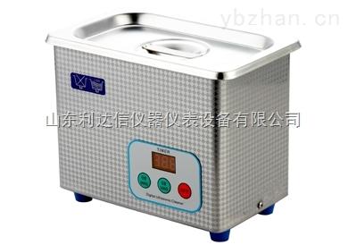 LDX-JK-PS-06A-迷你型数码全不锈钢超声波清洗机
