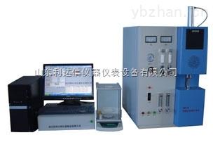 LDX-NG-GQ-HW5F-高频红外碳硫分析仪