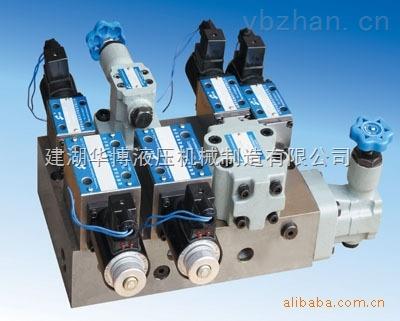 供应折弯机阀组 折弯机液压系统