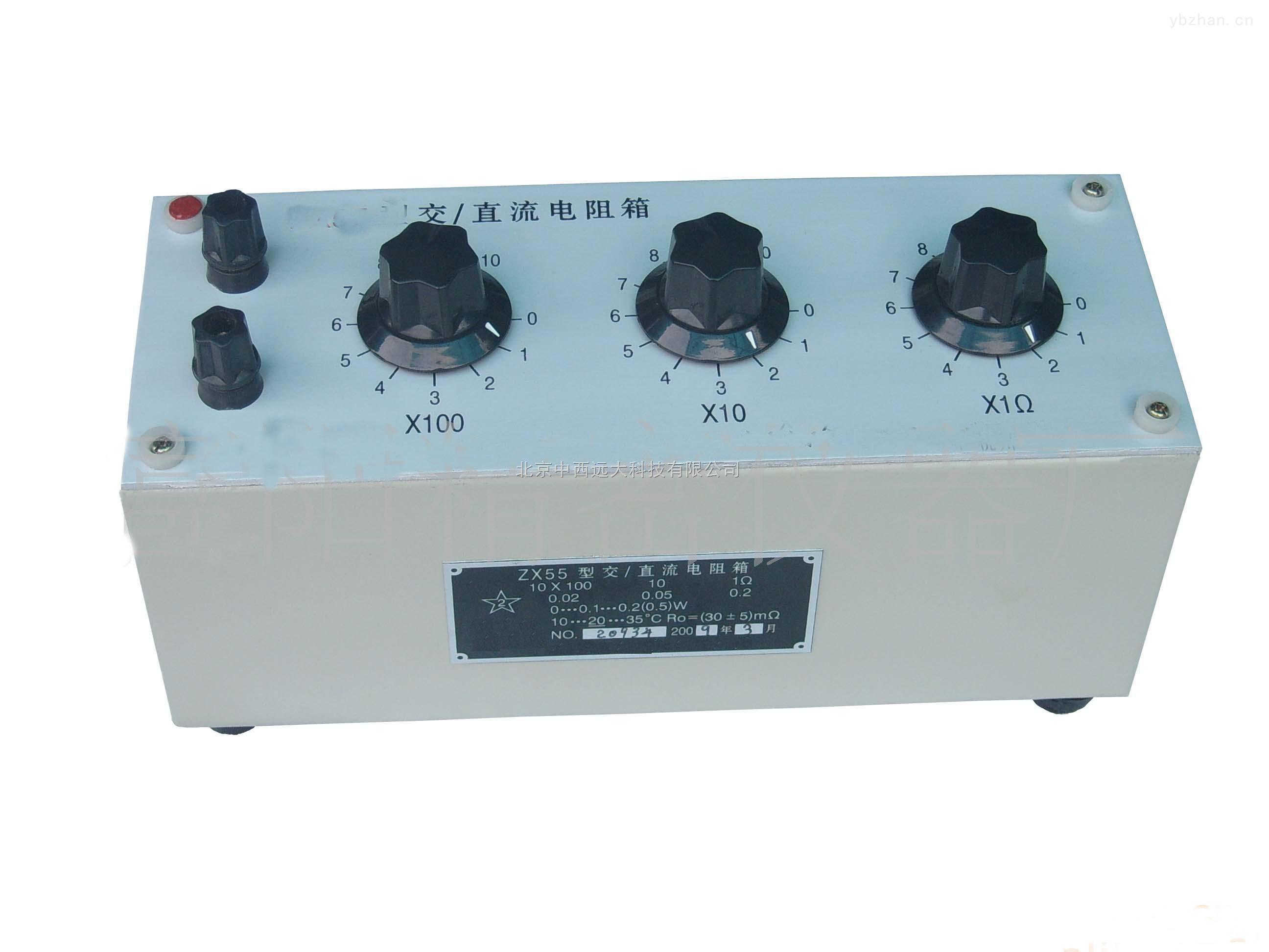 m360985直流电阻箱
