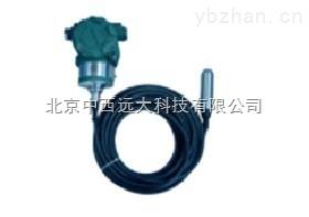 庫號:M353275-投入式液位變送器/液位計(帶表頭) 型