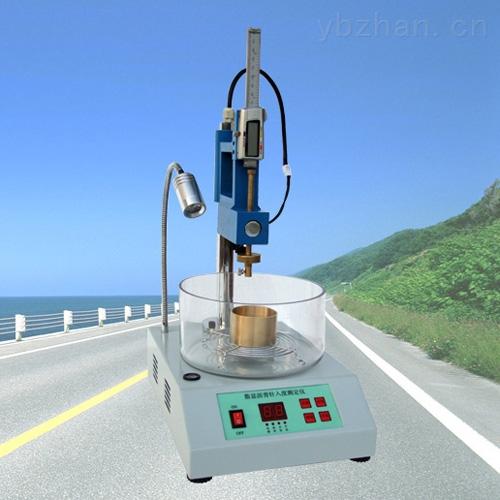 沥青针入度试验器_控温沥青针入度仪_沥青针入度多少钱