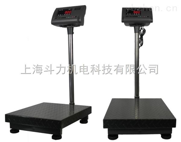 DL工業型-電子臺秤500公斤哪里有賣500kg臺秤