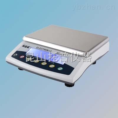 双杰3KG精度0.5G电子桌秤