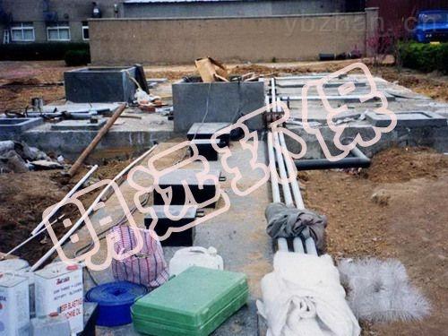 杭州拱墅区生活污水处理设备 工艺成熟 保证达标