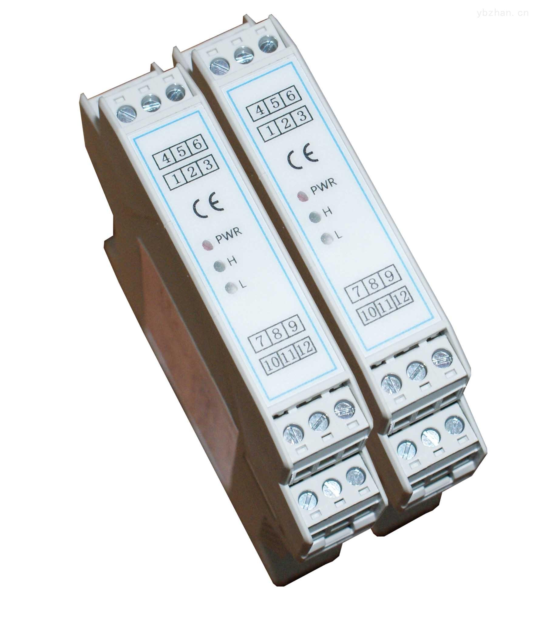 德堃DK3031 0-10MA输入转4-20MA输出电流变送器