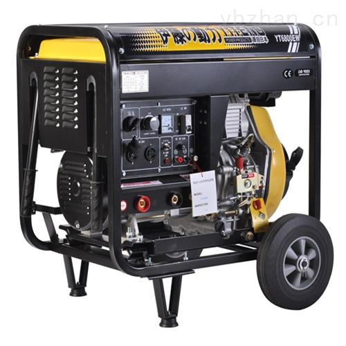 伊藤190A汽油发电焊机