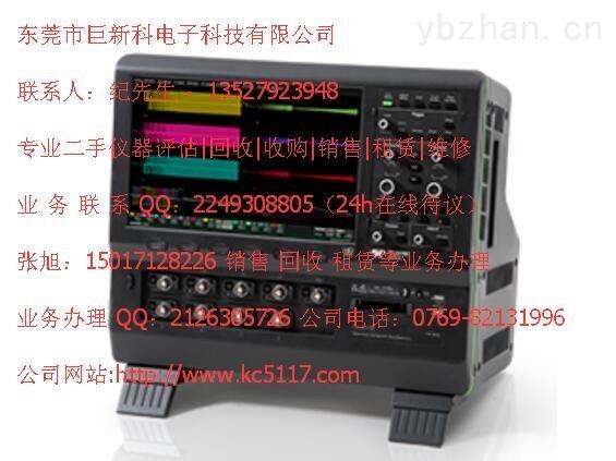 价格回收HDO8000上门回收示波器HDO8000