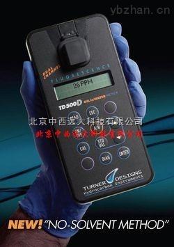 庫號:M335856-便攜式測油儀(手持式油份濃度測定儀)美國 型號:D-500D