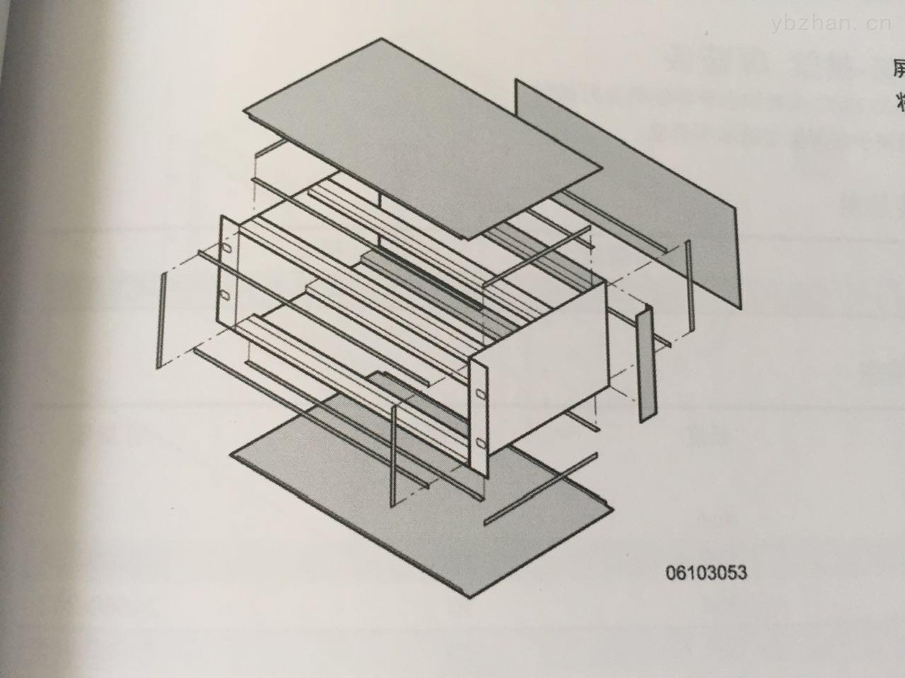Schroff-屏蔽附件
